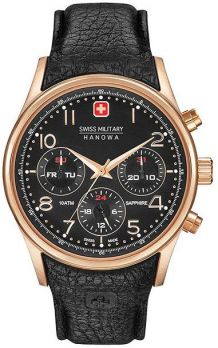 Часы наручные SWISS MILITARY HANOWA 06-4278.09.007 NAVALUS MULTIFUNCTION