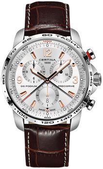 Часы наручные CERTINA DS PODIUM CHRONOGRAPH 1/100 SEC C001.647.16.037.01