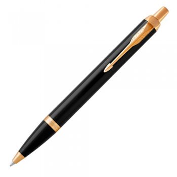 Ручка PARKER 1931666 IM Metal Black GT