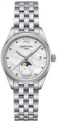 Часы наручные CERTINA DS-8 LADY MOON PHASE C033.257.11.118.00