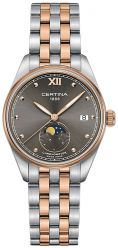 Часы наручные CERTINA DS-8 LADY MOON PHASE C033.257.22.088.00