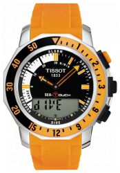 Часы наручные TISSOT SEA-TOUCH CHRONOGRAPH T026.420.17.281.02
